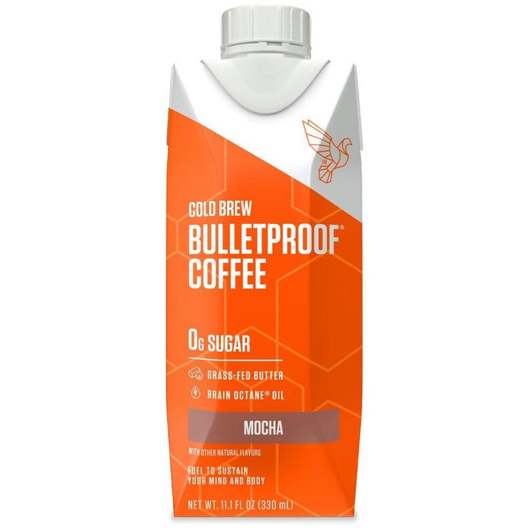Bulletproof - Bebida Cold Brew Coffee Mocha