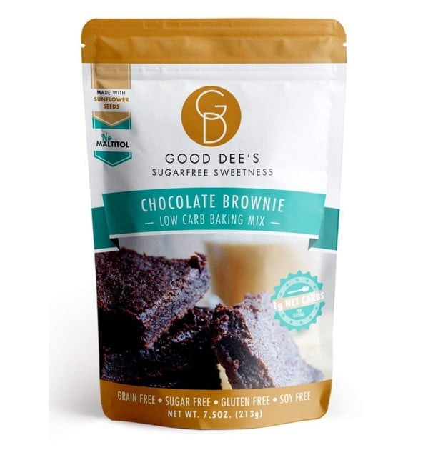 GOOD DEE'S - Chocolate Brownie