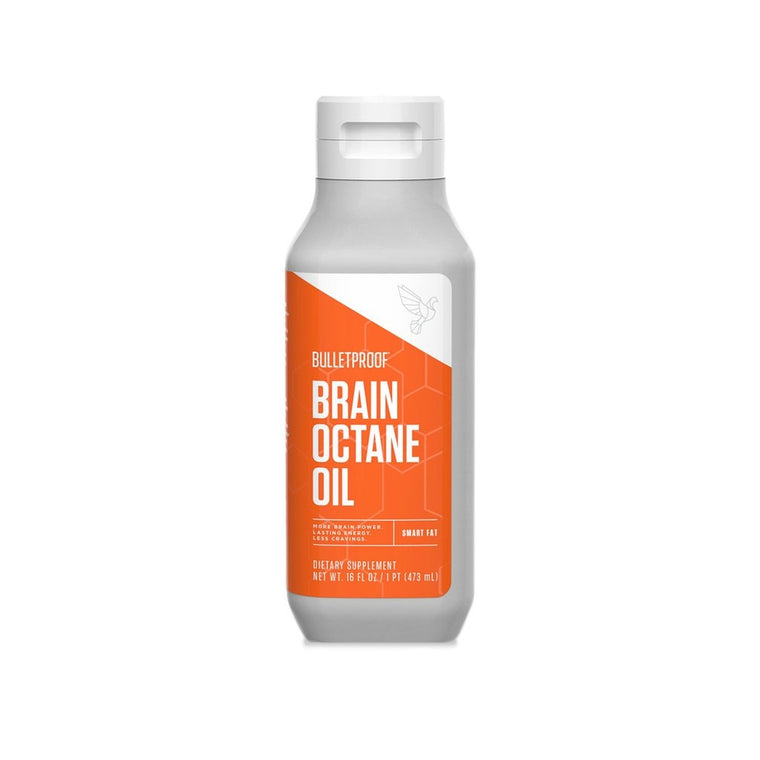 Bulletproof  - Brain Octane - MCT OIL