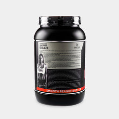 Hydrolyzed Whey Protein Isolate sabor Crema de Cacahuate
