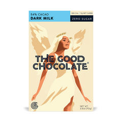 The Good Chicolate Dark Milk
