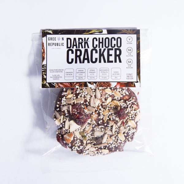 Dark Choco Cracker