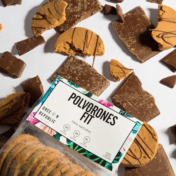 Polvorones Fit Chocolate