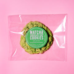 Galleta Matcha Chocochips