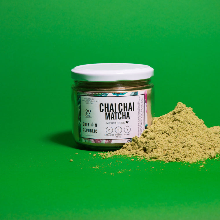 Chai Chai Matcha Green Republic