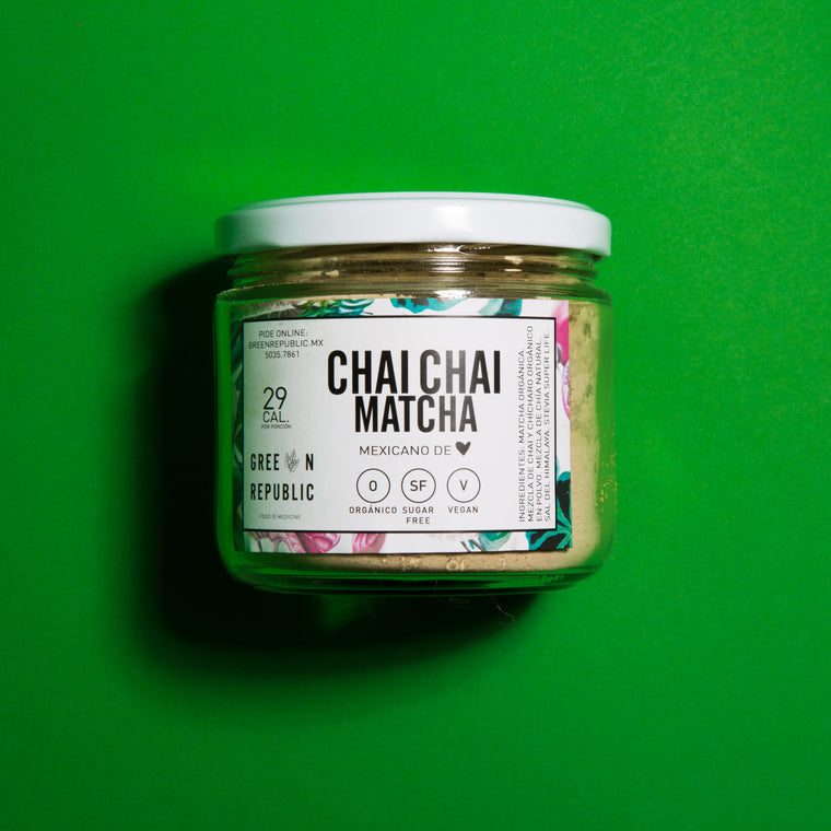 Green Republic - Chai Chai Matcha