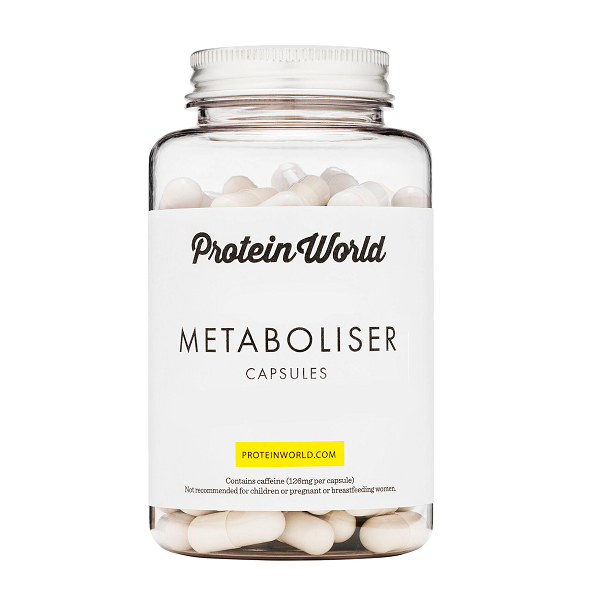 Protein World - Metaboost Caps