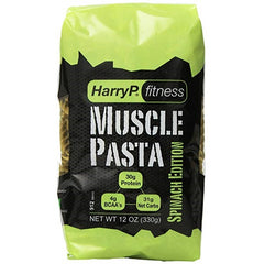 Harry P Fitness - Muscle Pasta Spinach