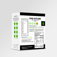 ONE NATURE Proteína Vainilla 580 gr