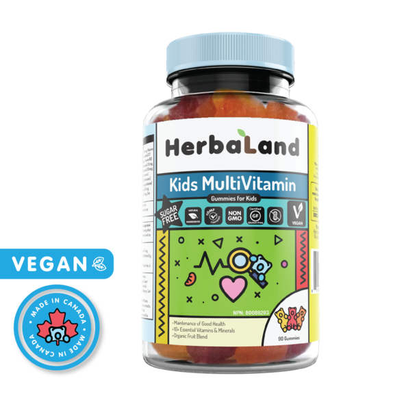 Herbaland Kids Multivitamin
