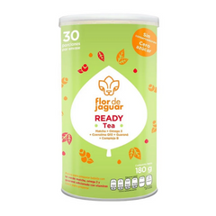 Flor de Jaguar  Ready Tea