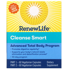 Renew Life - Cleanse Smart