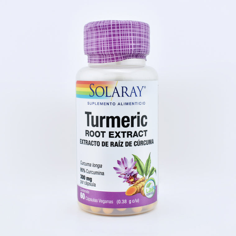 Solaray - Turmeric Root
