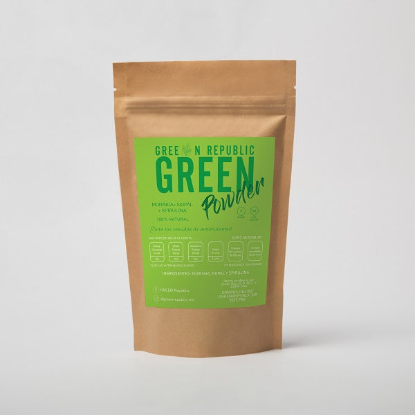 Green Powder zero