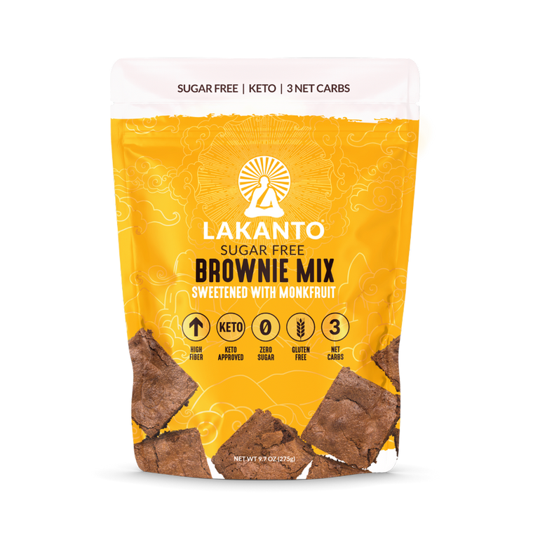 Lakanto Brownie Mix