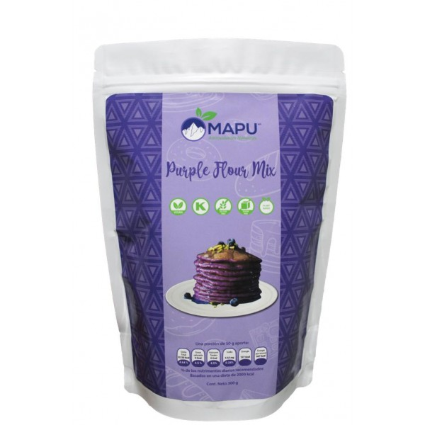 Mapu Purple Flour Mix