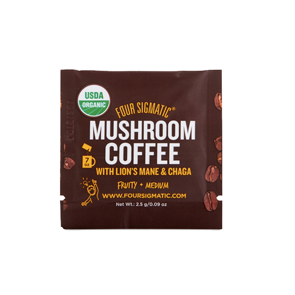 Mushroom Coffe Mix whit Lion´s Mane and Chaga