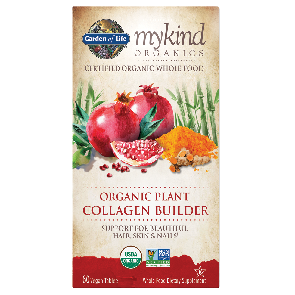 Organic Plant Collagen Builder - Garden