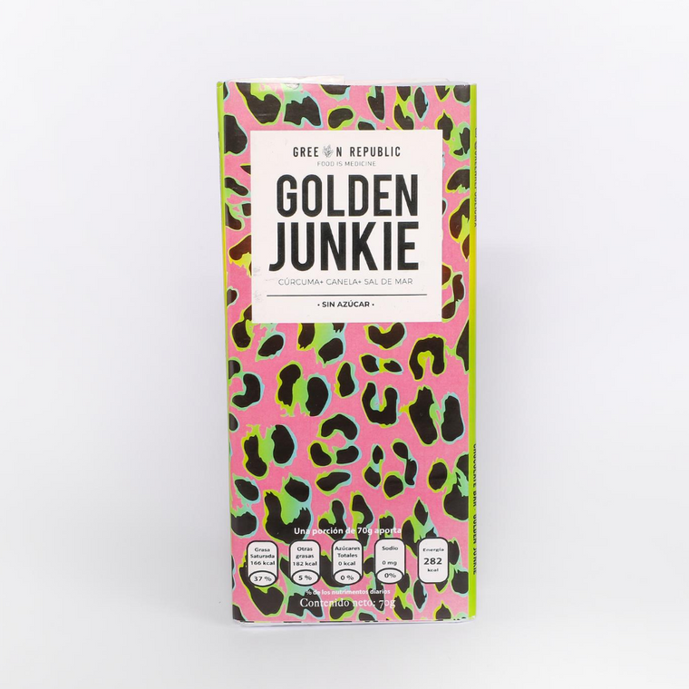 Chocolate Golden Junkie Gr