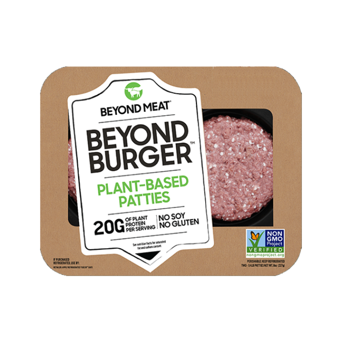 Beyond Meat Plant Based Solo CDMX