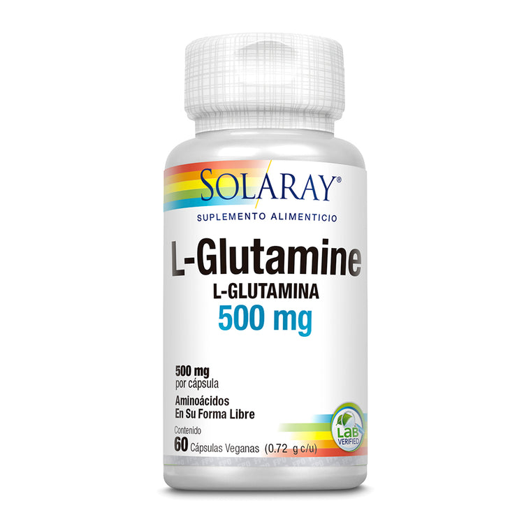 Solaray - L-Glutamine