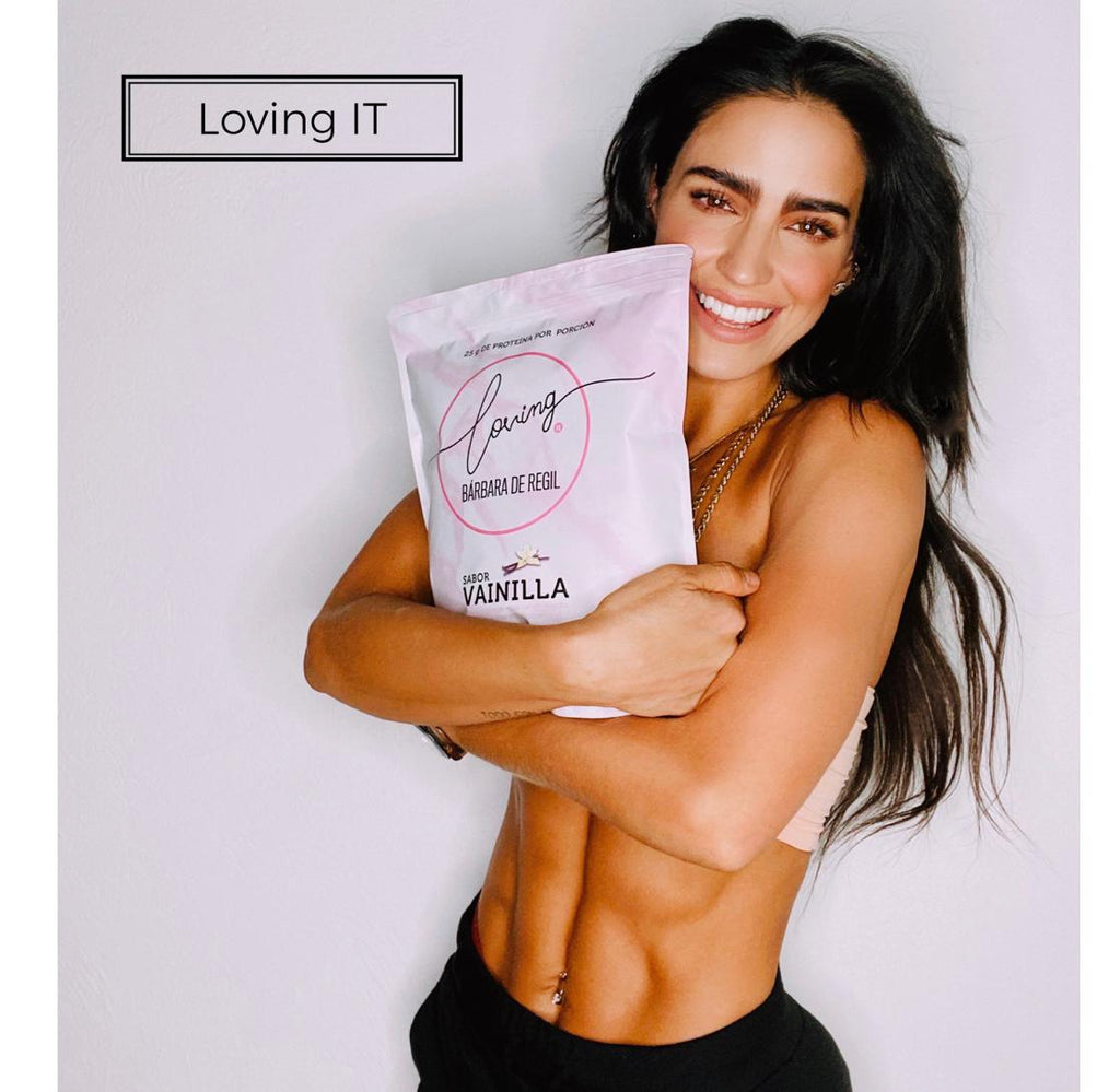 Loving It - Proteina Barbara De Regil