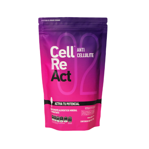 Cell Re-Act Anticellulit