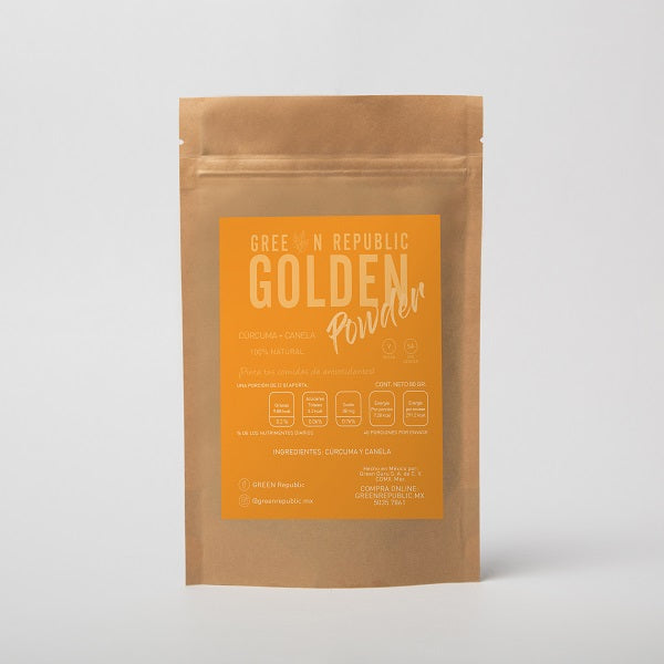 Golden Powder