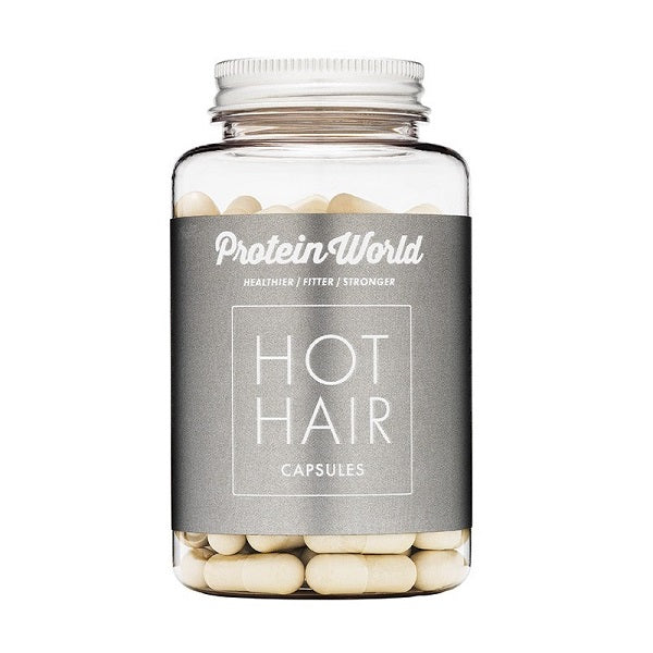 Protein World- Hot Hair Caps