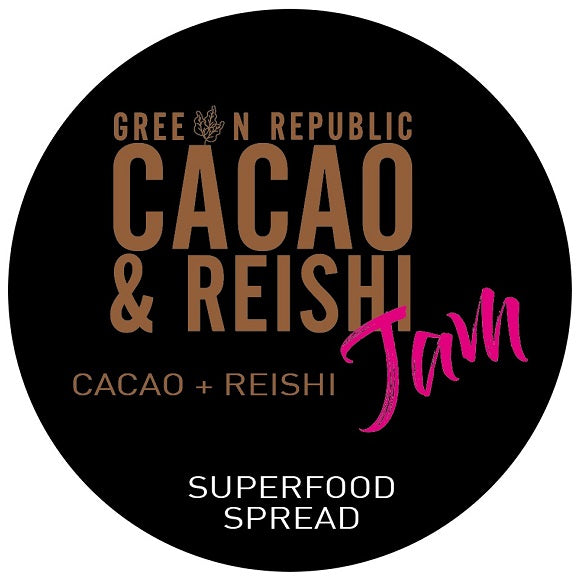 Jam Cacao and Reishi