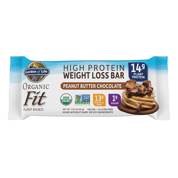High Protein Weight Loss Bar Peanut Butter Chocolate