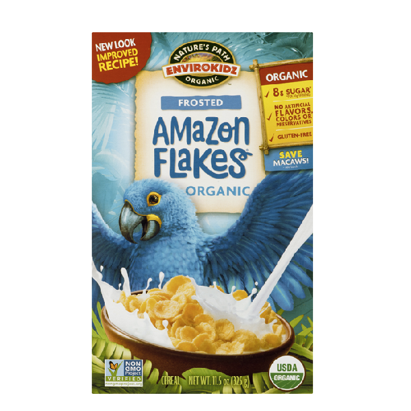 Cereal Amazon Orgánico