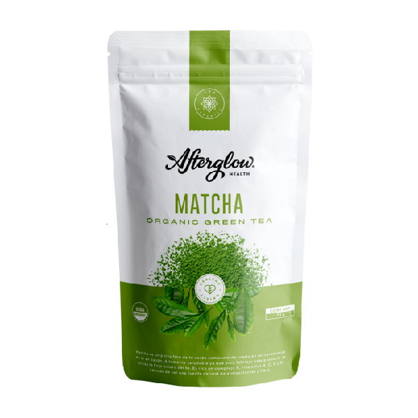 Afterglow - Matcha Tea