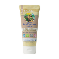 Tinted Mineral Sunscreen Cream SPF 30