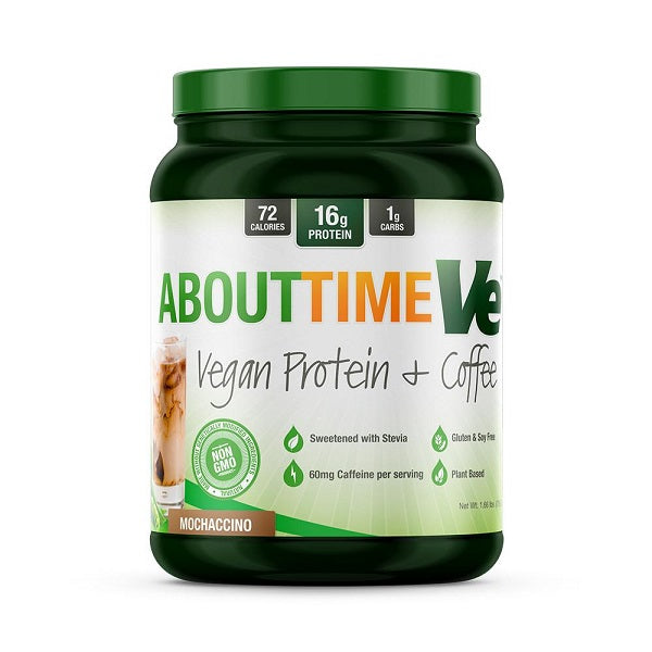 AboutTime - Vegan Protein + Coffee