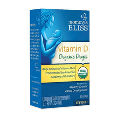 Mommys Bliss - Vitamin D Organic Drops