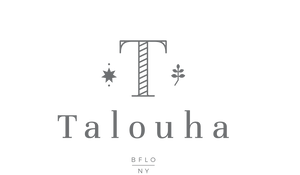 Logo for Talouha Leather Goods