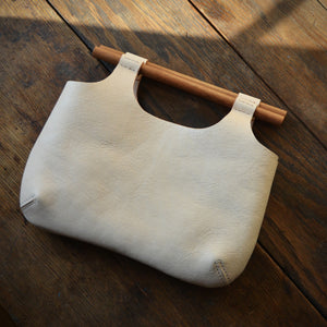 BISQUE BASKET BAG