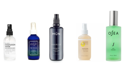 WHY FACIAL MISTS SHOULD BE YOUR NEW 'GO-TO' BEAUTY ITEM