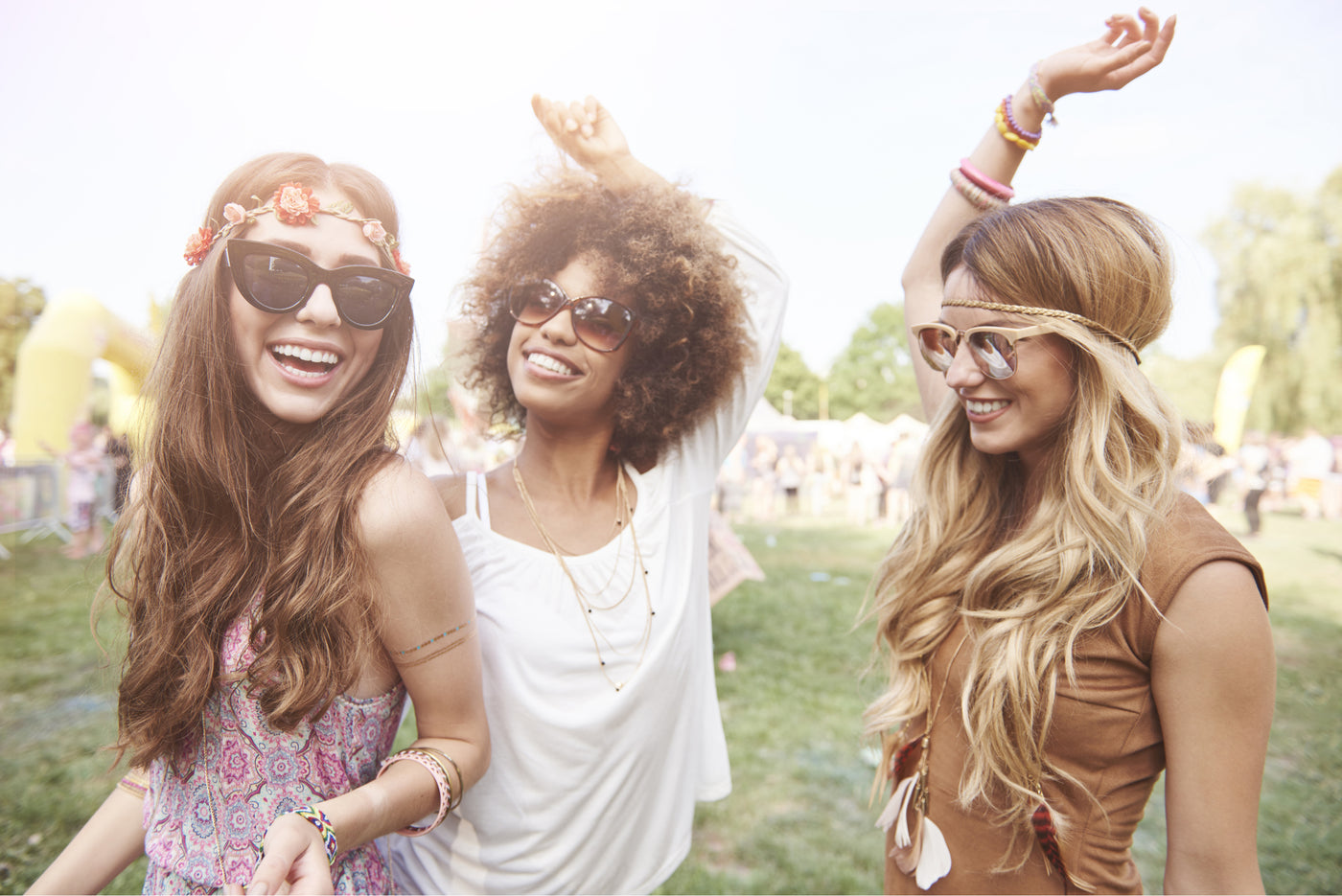 FESTIVAL READY: BEAUTY SURVIVAL GUIDE