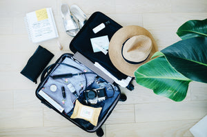 HOW TO PACK LIGHT - BEST IN BEAUTY TRAVEL SIZE