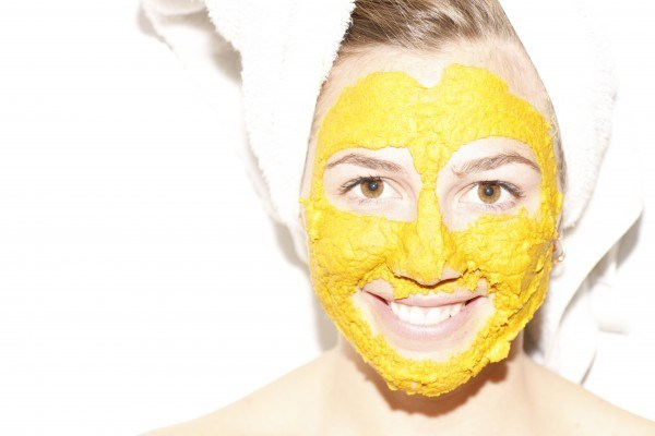 DIY at home Turmeric Face mask