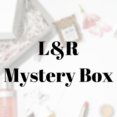 Laurel and Reed Mystery Mini box featuring clean beauty