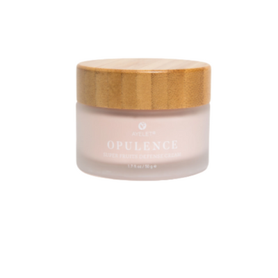 Ayelet Opulence Cream with Summer Snowflake Bulb