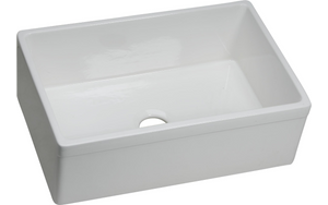 Fine Fireclay Apron Front Sink - SWUF28179WH