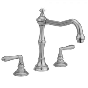 Roaring 20's Smooth Lever Handles - 9930-T674-TRIM