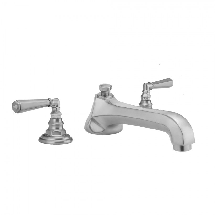 Westfield Low Spout and Hex Lever Handles - 6970-T675-TRIM