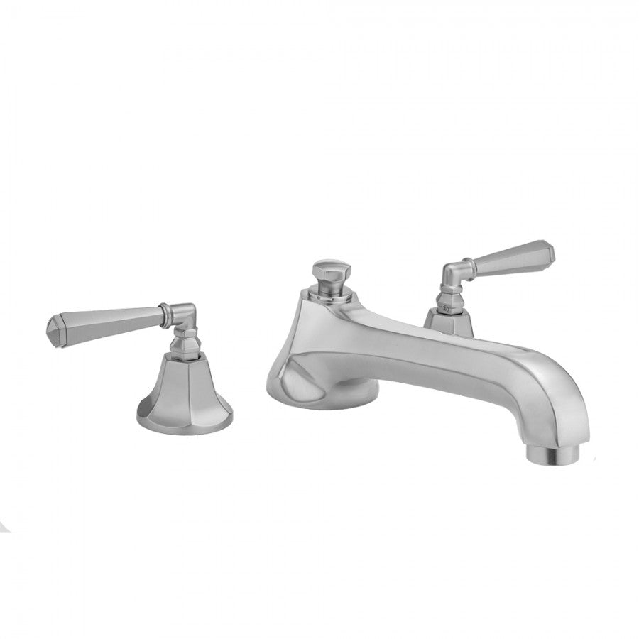 Astor with Low Spout and Hex Lever Handles  - 6970-T685-TRIM