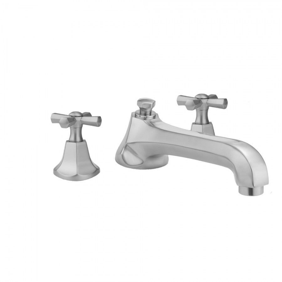 Astor with Low Spout and Hex Cross Handles - 6970-T686-TRIM