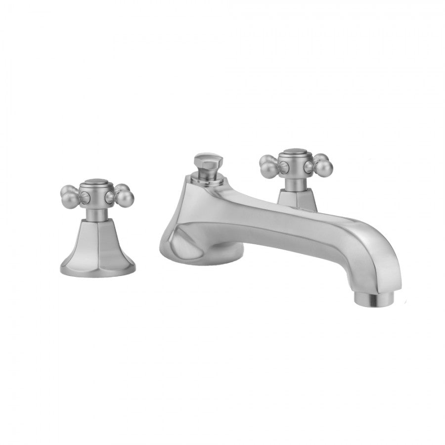 Astor with Low Spout and Ball Cross Handles - 6970-T688-TRIM